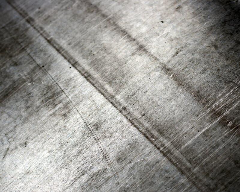 Sheet tin metal abstract background. Sheet tin metal abstract textured background royalty free stock photography