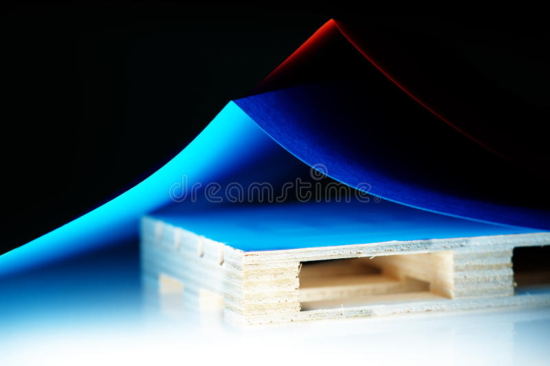 Sheets Of Paper Stock Photography