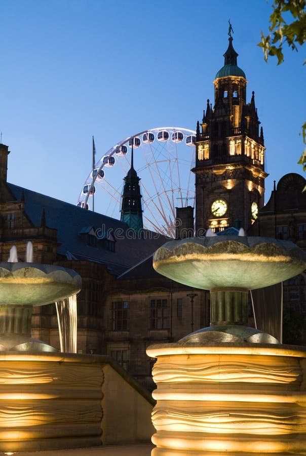 Sheffield stockfotos