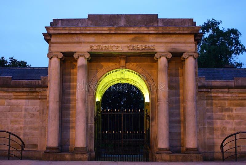 Download Sheffield Botanical Gardens Entrance Stock Image - Image: 19798809
