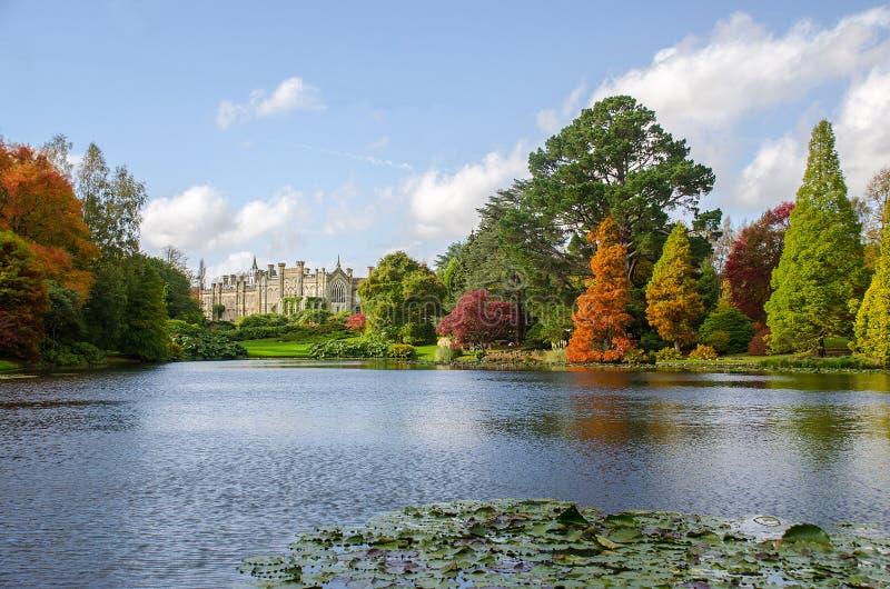 Sheffield Park Gardens immagini stock libere da diritti