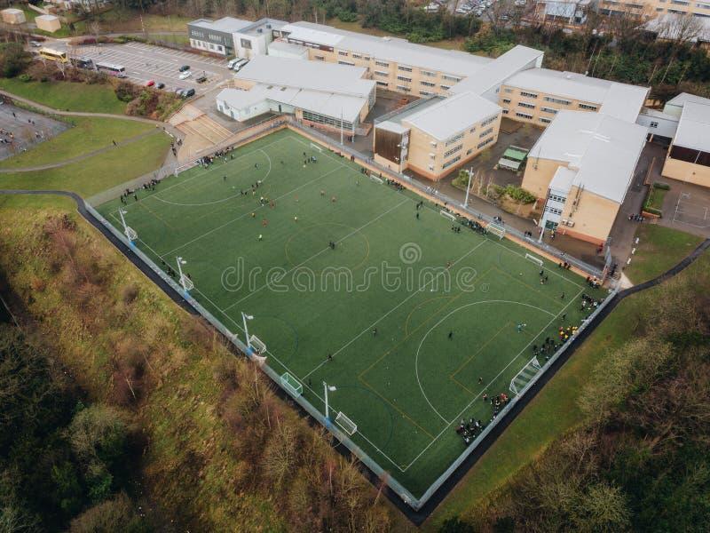 Sheffield-Stadt stockfoto
