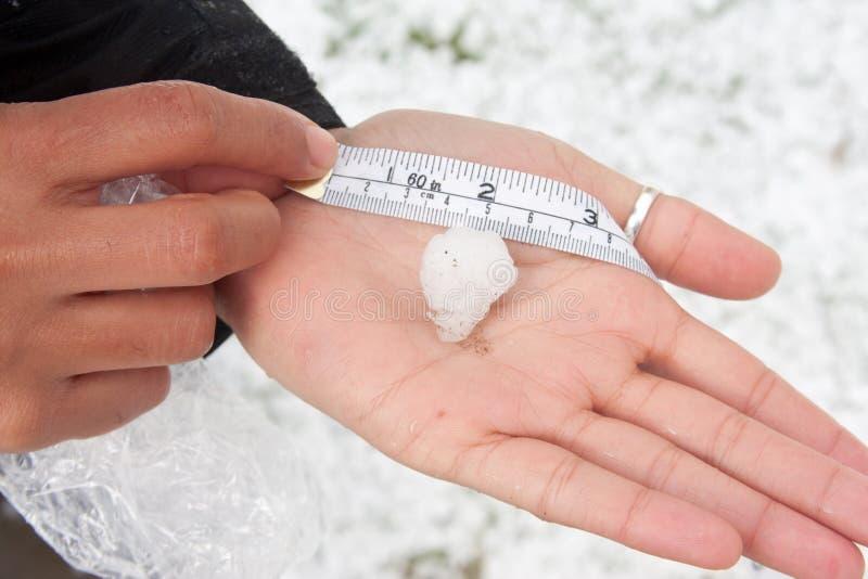 sheffield storm uk royaltyfri foto