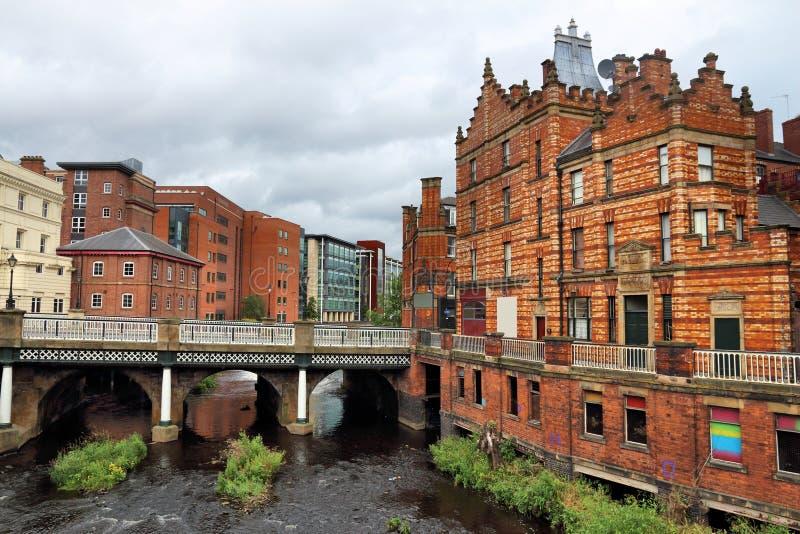 Sheffield, Vereinigtes Königreich stockbild