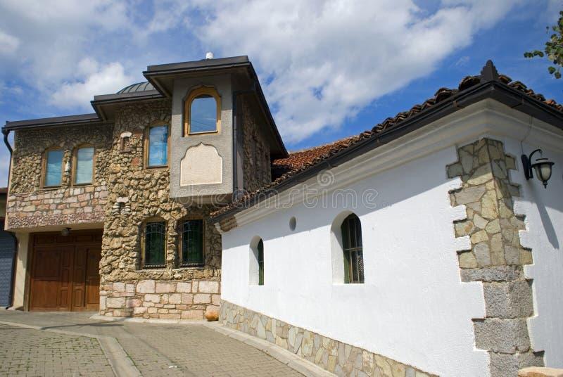 Sheh Eminut Tekke, Gjakova, Kosovo image stock