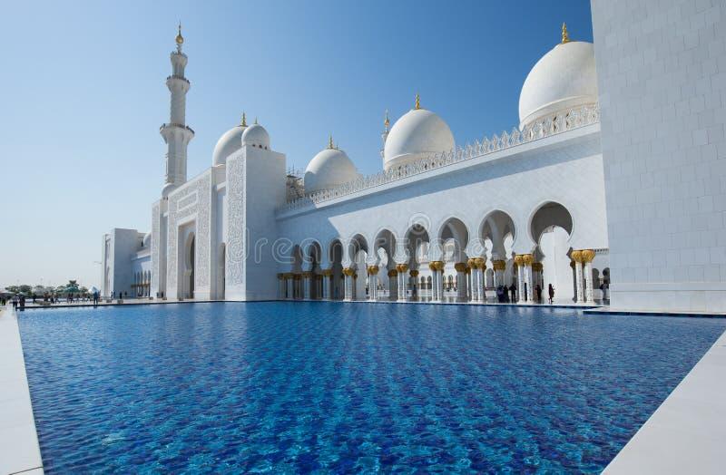 Download Sheikh μουσουλμανικών τεμενώ&n Στοκ Εικόνα - εικόνα από κύμα, mosque: 62700437