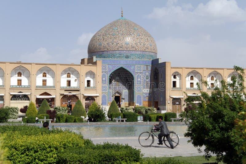 Sheikh Lotf Allah imagen de archivo libre de regalías