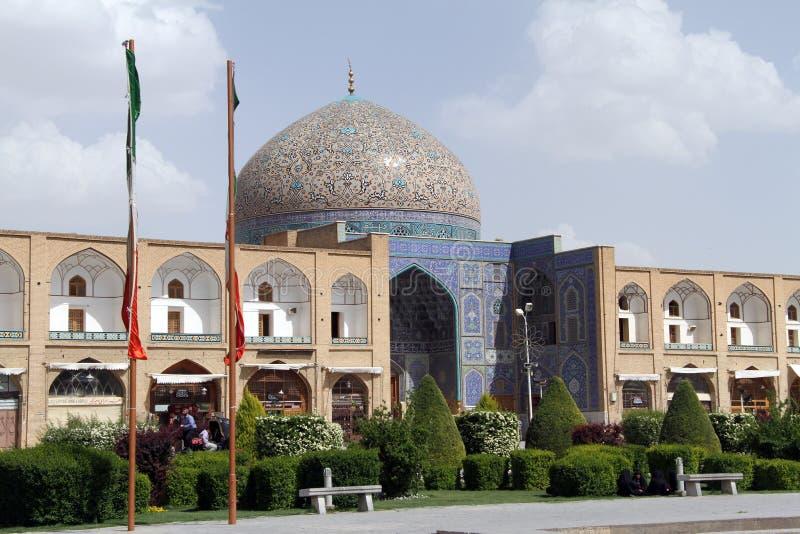 Sheikh Lotf Allah Mosque fotografía de archivo libre de regalías