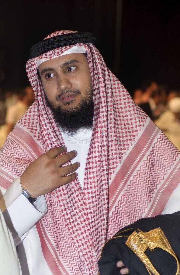 Sheikh Mishary Rashid Al Effasy fotografia de stock royalty free