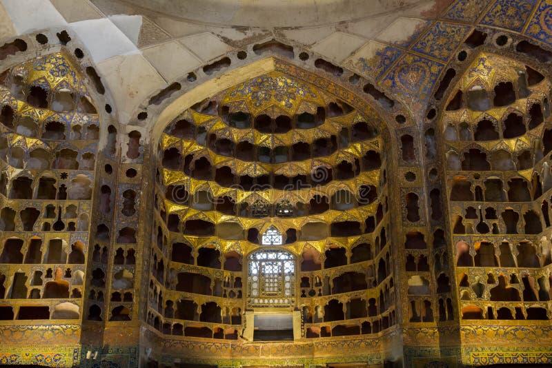 Sheikh Safi mauzoleum zdjęcia stock
