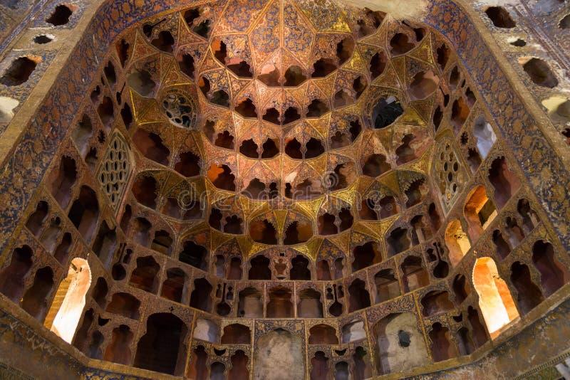 Sheikh Safi mauzoleum fotografia stock