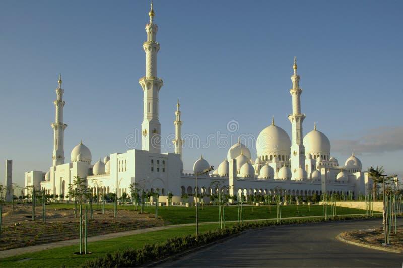 Download Sheikh Zayed Al Nayhan Mosque Immagine Stock - Immagine di mosque, cupole: 30829095