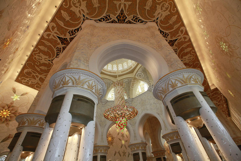 Download Sheikh Zayed Grand Mosque Abu Dhabi Editorial Photo - Image: 33463891