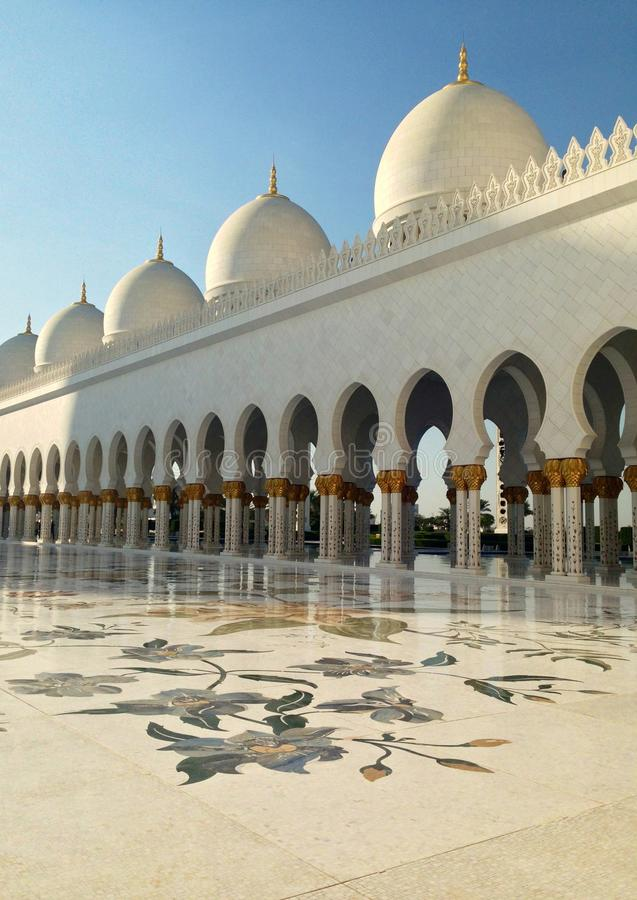 Download Sheikh Zayed Mosque In Abu Dhabi Editorial Stock Image - Image: 39893214