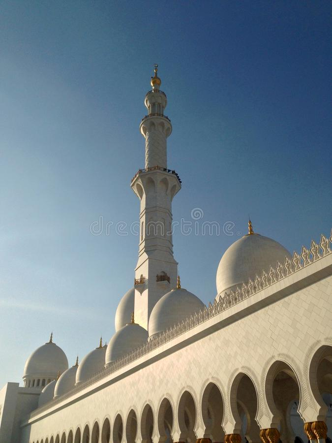 Download Sheikh Zayed Mosque In Abu Dhabi Editorial Stock Photo - Image: 39893233