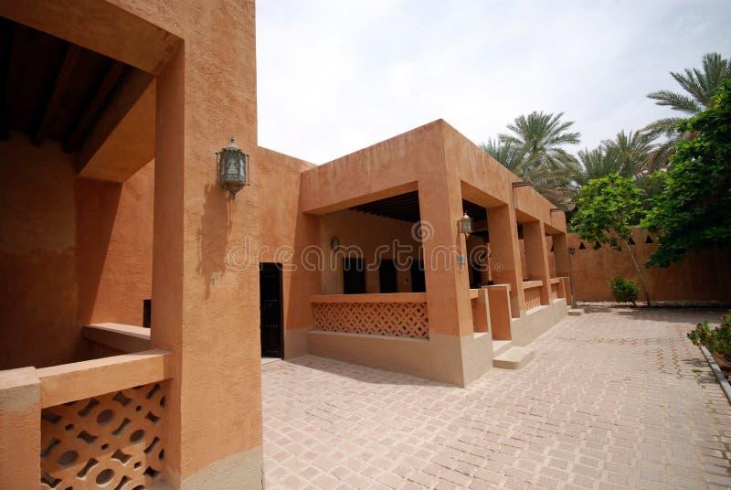 Sheikh Zayed pałac muzeum obrazy stock
