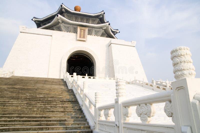 shek мемориала kai залы chiang стоковое изображение rf