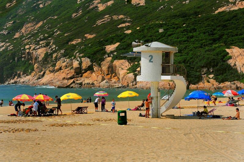 Download Shek o beach, hong kong editorial photography. Image of waves - 20893917