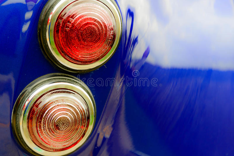 Shelby Cobra completamente ristabilita fotografie stock libere da diritti