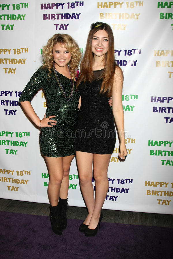 Shelby Young, Taylor Spreitler