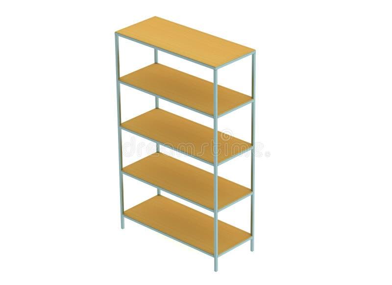 Shelf Stock Image
