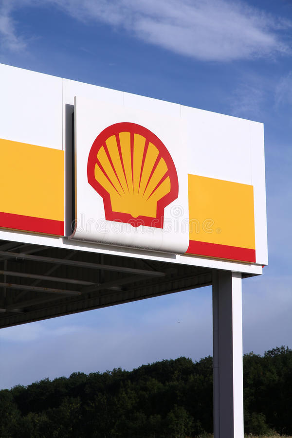 Download Shell Editorial Photo - Image: 25013866