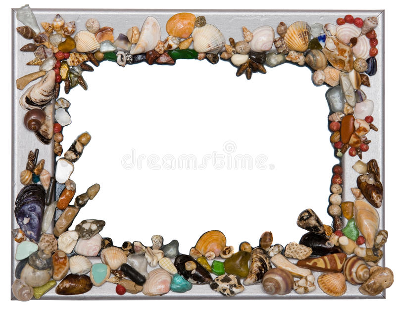 Shell frame stock photography