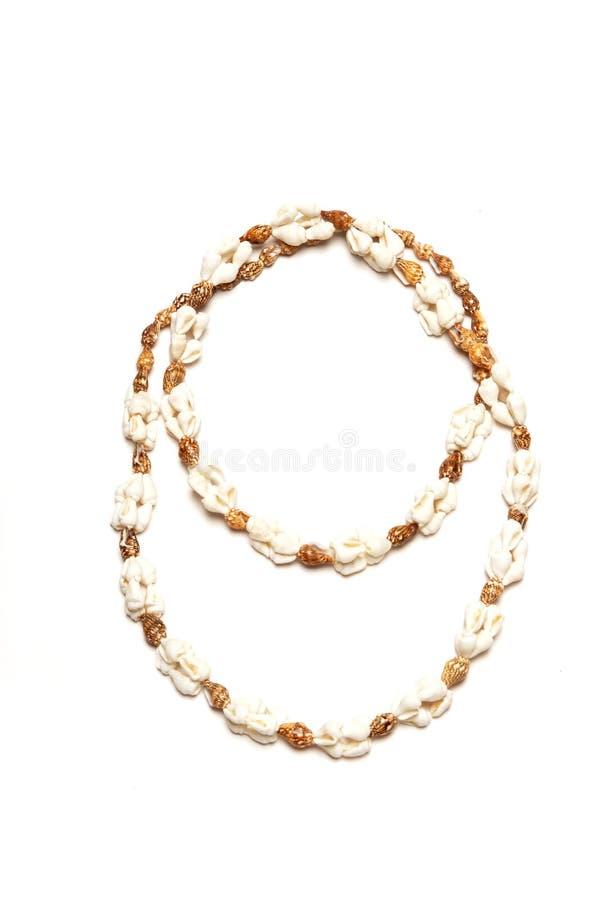 Shell Halsband stock foto