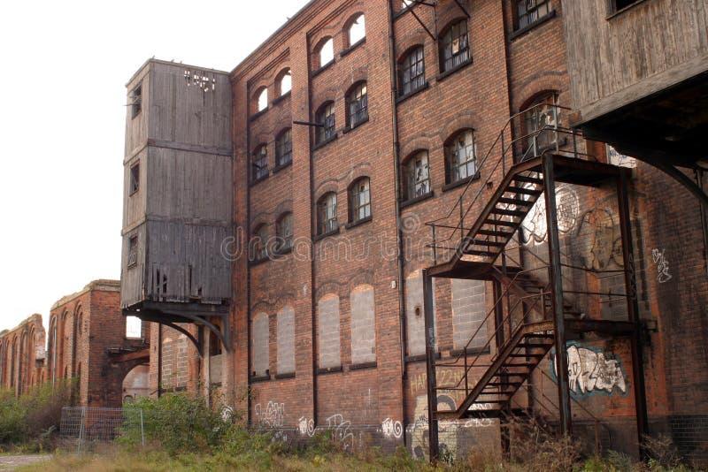 Shell industrial fotos de archivo libres de regalías
