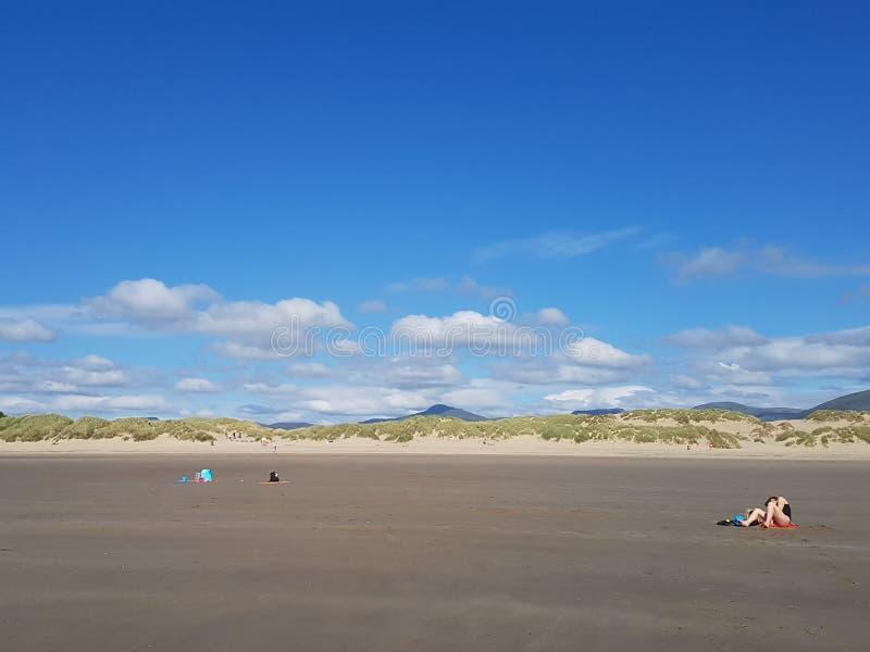 Shell Island Beach immagini stock libere da diritti