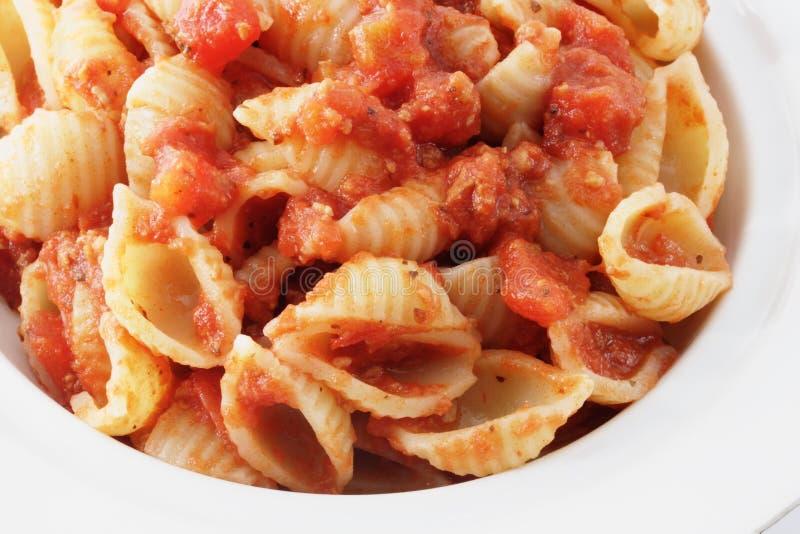 Shell macaroni royalty free stock photos