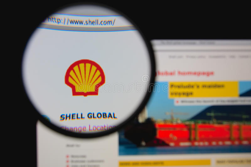 Shell Editorial Image