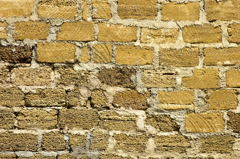 Shell rock stock image