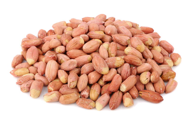 Download Shelled peanut stock photo. Image of fruit, uncooked - 29801416