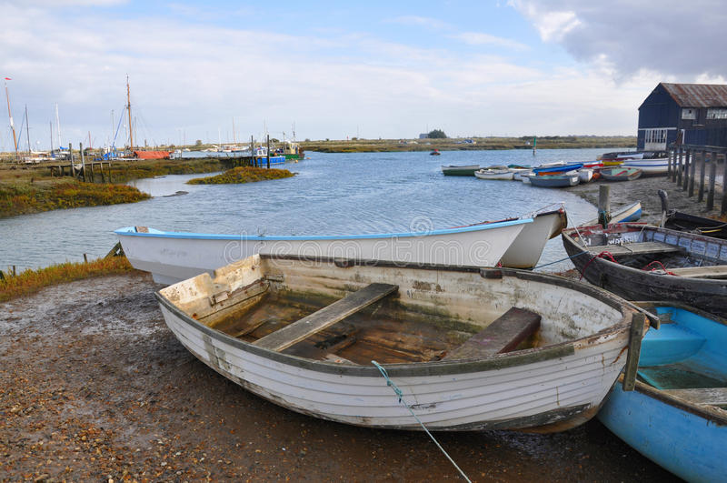 Sheltered Harbour royalty free stock photography
