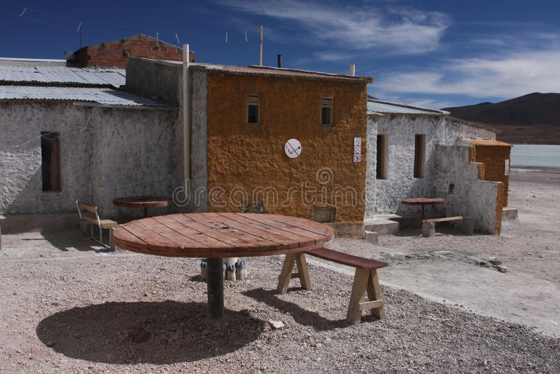 Download Shelters Near On Laguna Hedionda Stock Image - Image of shore, restaurant: 10901573