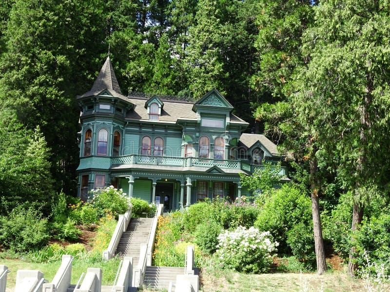 Shelton McMurphey Johnson House fotografie stock libere da diritti