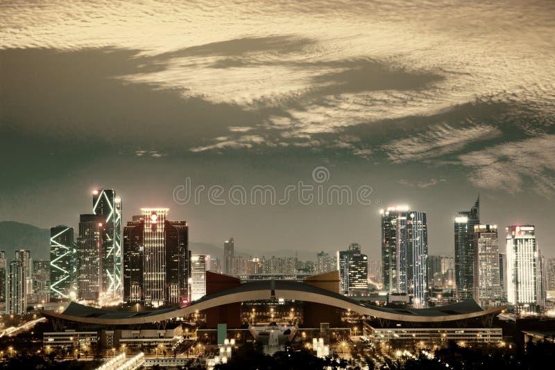 Shengzhen obraz royalty free