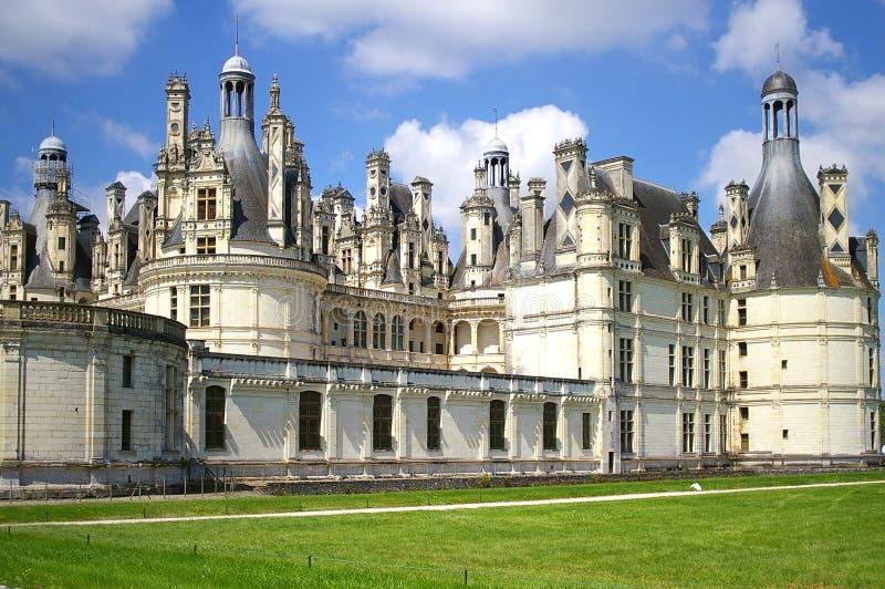 Shenonso Castle, France royalty free stock photography