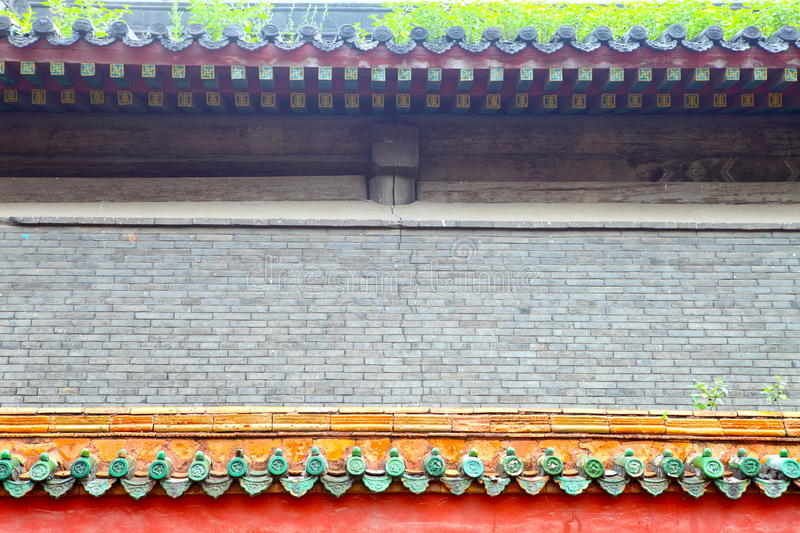 Shenyang imperial palace stock images