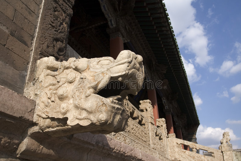 Shenyang Imperial Palace. The Shenyang Imperial Palace, one of the two most intact imperial group-buildings ever existing in China, is located at Shenyang City stock images