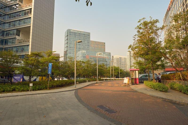 Shenzhen lizenzfreies stockfoto