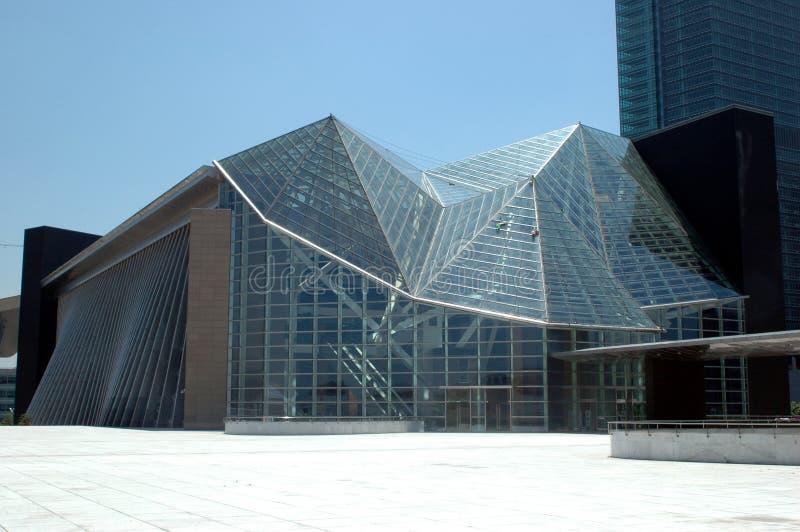 Shenzhen-Bibliothek stockfoto