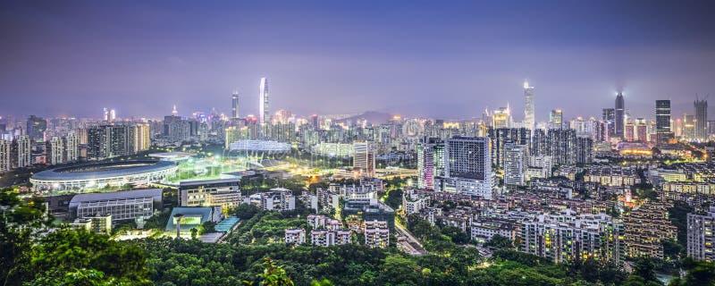 Shenzhen, China imagem de stock