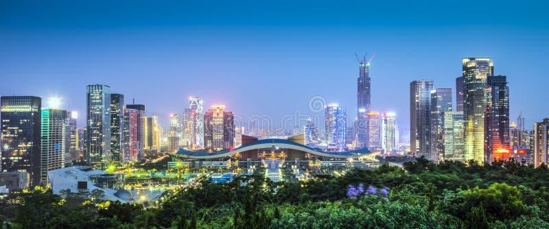 Shenzhen, China imagem de stock royalty free