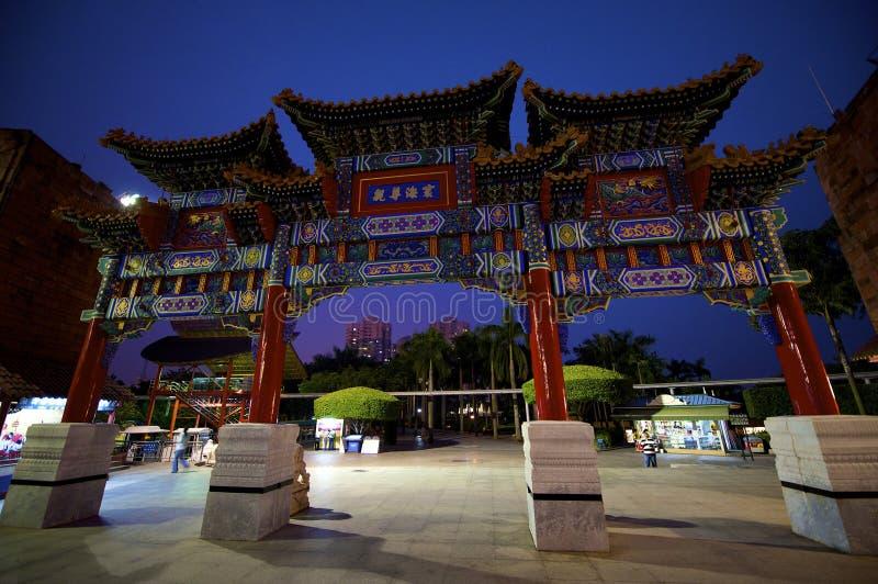 Shenzhen, China foto de stock