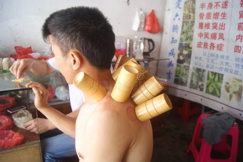 Shenzhen, China: Colocar imagem de stock royalty free