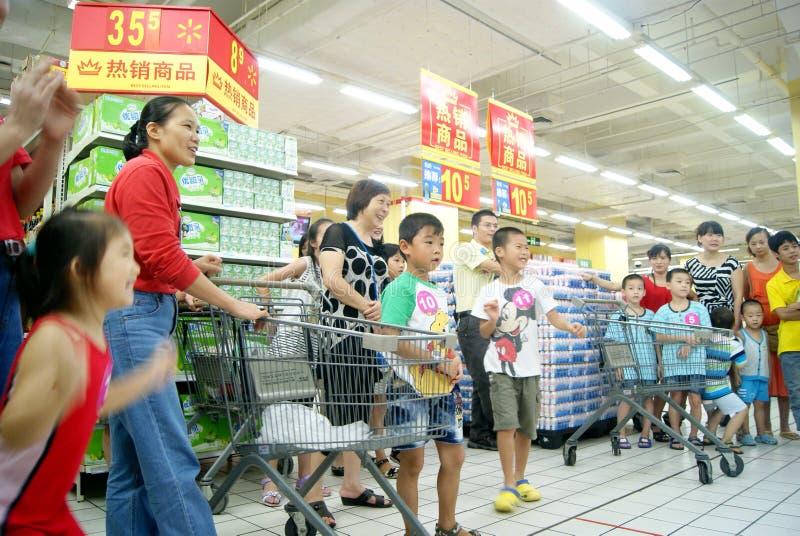 Shenzhen China: Family Fun Games Editorial Photo