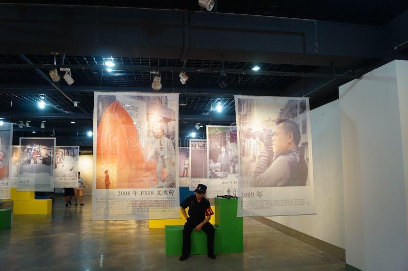 Download Shenzhen, China: Fototentoonstelling F518 Redactionele Fotografie - Afbeelding bestaande uit achtergrond, azië: 54079132