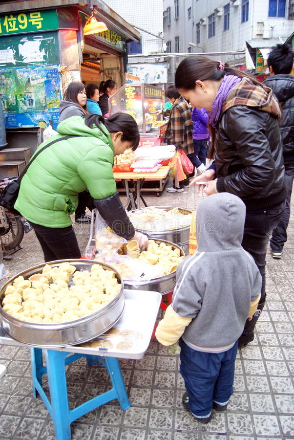 Download Shenzhen China: Local Snacks Editorial Photo - Image: 22742226